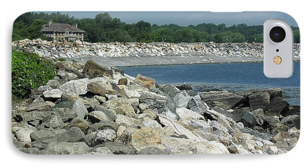 Northeast Us, Atlantic Coast, Rye Nh IPhone Case by Betty Denise