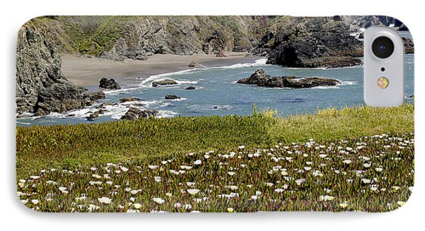 Northern California Coast Scene IPhone Case