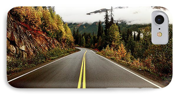 Northern Highway Yukon Phone Case by Mark Duffy