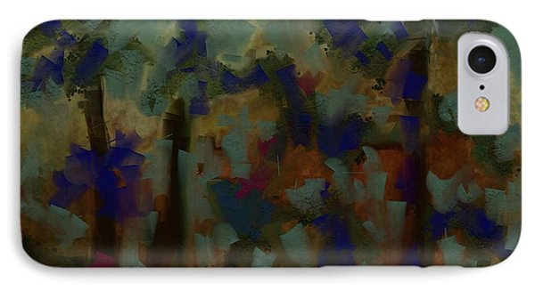 IPhone Case featuring the digital art Northern Landscape II by Jim Vance