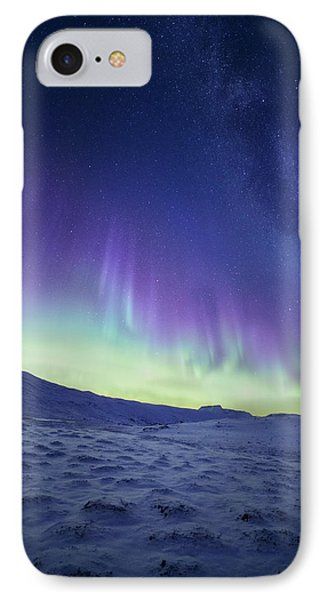 Northern Light IPhone Case by Tor-Ivar Naess