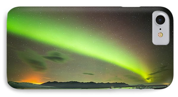 Northern Lights 6 IPhone Case by Mariusz Czajkowski