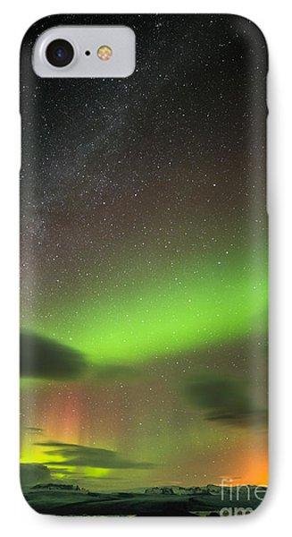 Northern Lights 8 IPhone Case by Mariusz Czajkowski
