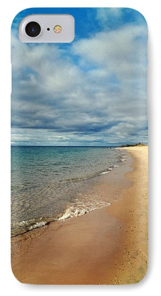IPhone Case featuring the photograph Northern Shore by Michelle Calkins