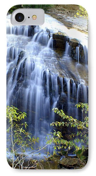 Northfork Falls Phone Case by Marty Koch