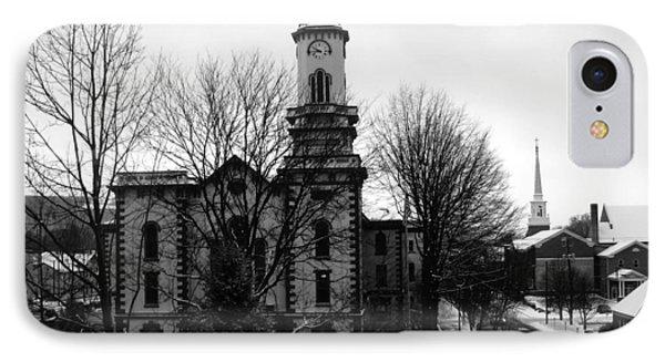 Northumberland County Courthouse Sunbury Pennsylvania  IPhone Case