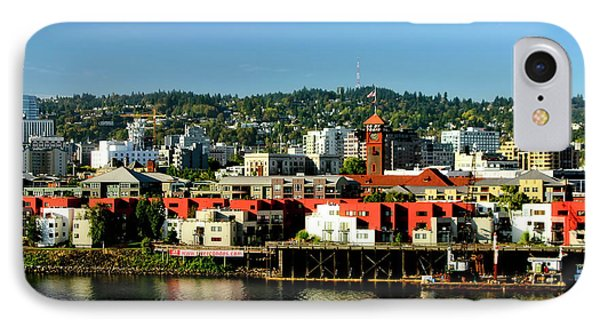 Northwest Portland IPhone Case by Albert Seger