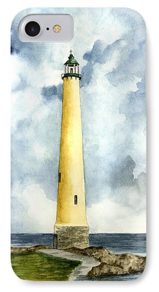 Northwood Lighthouse Phone Case by Michael Vigliotti