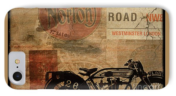 Norton Phone Case by Cinema Photography