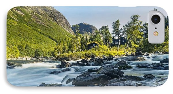Norway II IPhone Case by Thomas M Pikolin