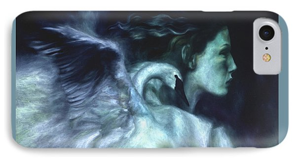 IPhone Case featuring the painting Nostalgia by Ragen Mendenhall