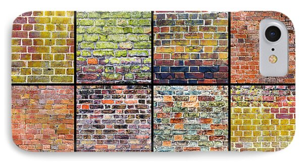 Not Just A Brick In The Wall IPhone Case by Tim Gainey