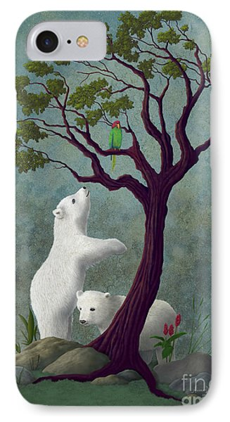 Not Like Home Phone Case by Audra Lemke