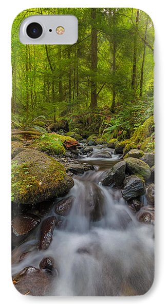 Not-so-dry Creek Phone Case by David Gn
