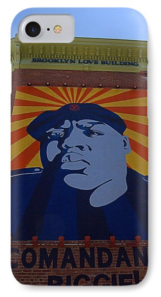 Notorious B.i.g. I I IPhone Case by  Newwwman