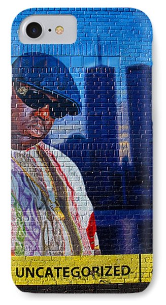 Notorious B.i.g. IPhone Case by  Newwwman