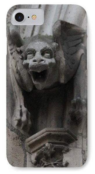 Notre Dame 1 IPhone Case