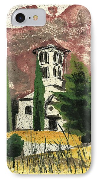 Notre Dame D'aubune IPhone Case by Martin Stankewitz