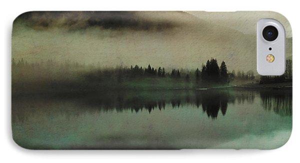 November Lake IPhone Case by AugenWerk Susann Serfezi