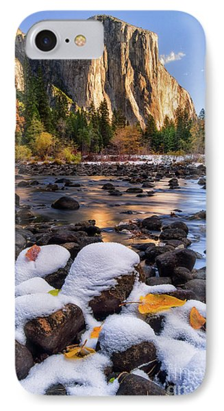November Morning IPhone 7 Case by Anthony Michael Bonafede