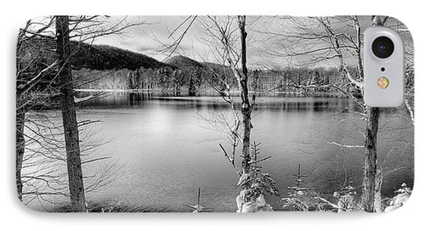 November On West Lake IPhone 7 Case by David Patterson