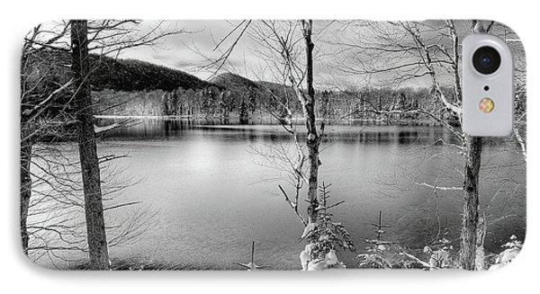 November On West Lake IPhone Case by David Patterson
