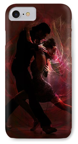 IPhone Case featuring the digital art Now And Forever by Shanina Conway