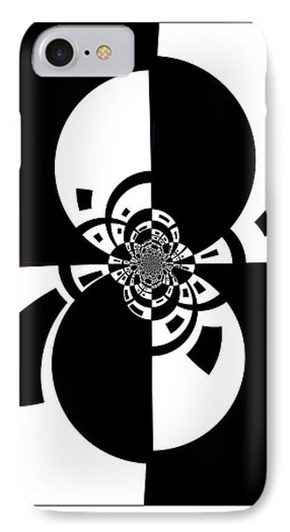 IPhone Case featuring the digital art Now And Forever by Wendy J St Christopher