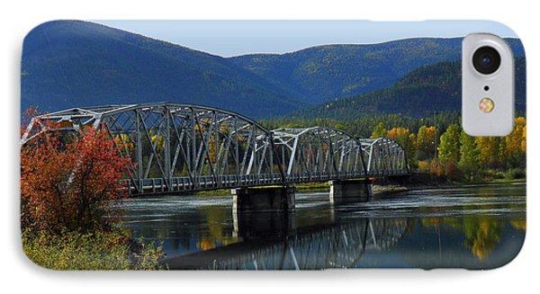 Noxon Bridge Phone Case by Tonya P Smith