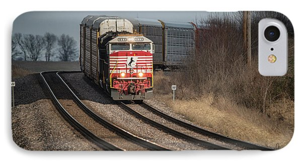 Ns 911 Heritage Unit At Princeton In IPhone Case by Jim Pearson
