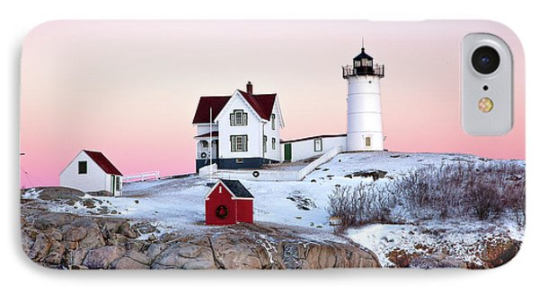 Nubble Glow IPhone Case by Susan Cole Kelly