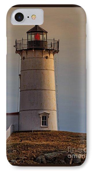 Nubble Light - Cape Neddick, York, Maine. IPhone Case