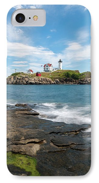 Nubble Light IIi IPhone Case by Sharon Seaward