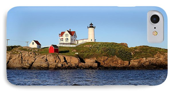 Nubble Light IPhone Case by Imagery-at- Work