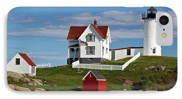 Nubble Lighthouse - D002365 IPhone Case