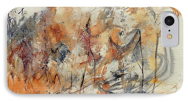 Nude 679070 Phone Case by Pol Ledent