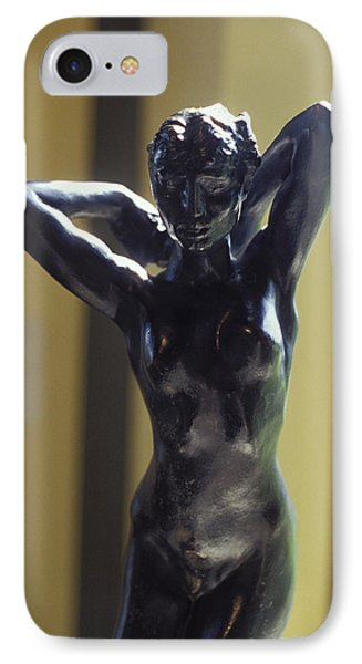 Nude By Rodin Phone Case by Carl Purcell