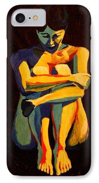 Nude Pose 2 IPhone Case