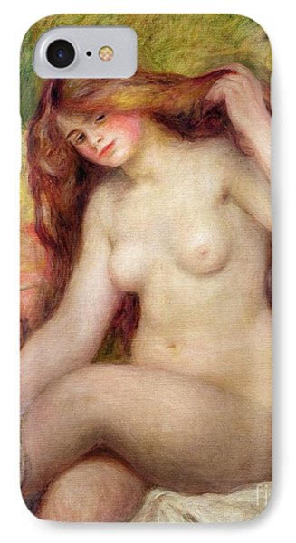 Nude IPhone Case by Renoir