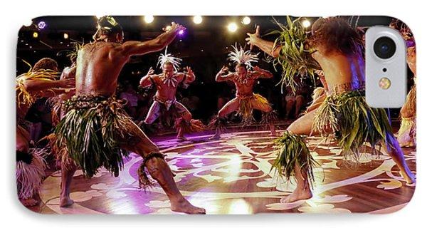Nuku Hiva Dancers IPhone Case