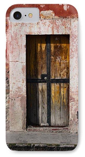 Number 139 San Miguel De Allende IPhone Case by Carol Leigh