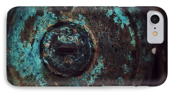 IPhone Case featuring the photograph Number 6 by Olivier Calas