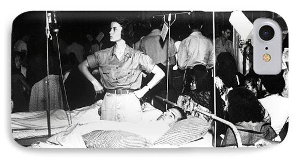 Nurse Adjusts Glucose Injection Phone Case by Stocktrek Images
