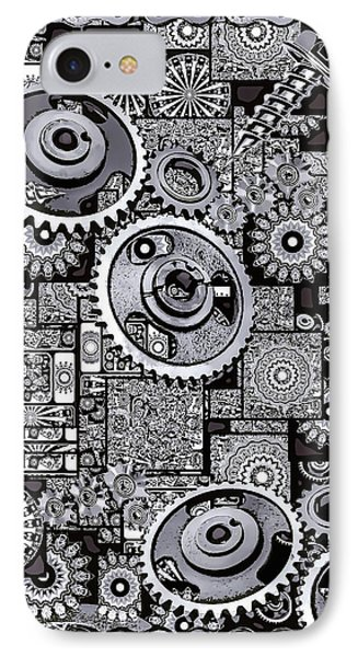 Nuts And Bolts IPhone Case