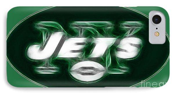 Ny Jets Fantasy IPhone Case