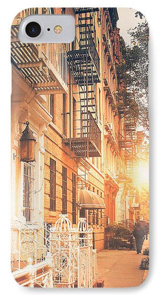 Nyc Autumn IPhone Case by Vivienne Gucwa