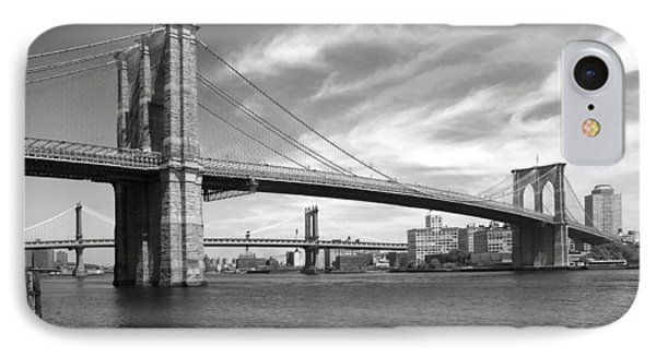 Nyc Brooklyn Bridge IPhone Case