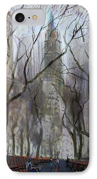 Nyc Central Park 1995 IPhone Case
