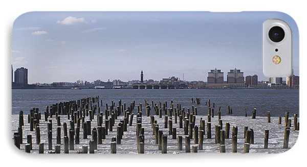 New York City Piers  IPhone Case