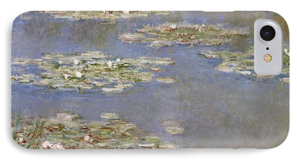 Nympheas IPhone Case by Claude Monet